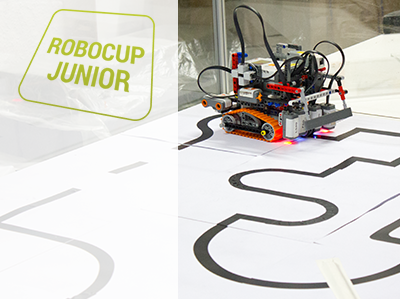 RoboCup Junior 2017 Qualifikation in Berlin