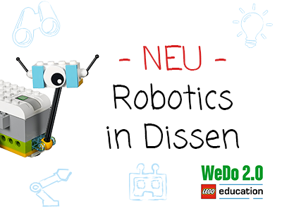 Robotics Training neu in Dissen